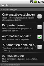 Samsung I5700 Galaxy Spica - MMS - probleem met ontvangen - Stap 6