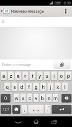 Sony Xpéria E3 - Contact, Appels, SMS/MMS - Envoyer un MMS - Étape 5