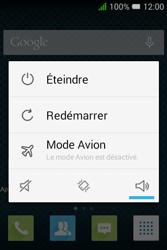 Alcatel Pixi 3 (3.5) - Téléphone mobile - Comment effectuer une réinitialisation logicielle - Étape 3