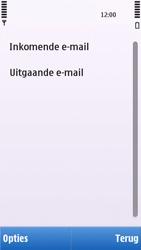 Nokia C5-03 - e-mail - handmatig instellen - stap 23