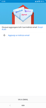 Sony Xperia 5 - E-mail - 032b. Email wizard - Yahoo - Fase 6