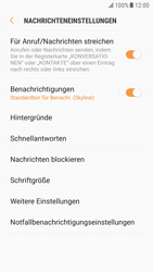 Samsung Galaxy S6 (G920F) - Android Nougat - SMS - Manuelle Konfiguration - Schritt 6