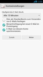 Huawei Ascend G526 - E-Mail - Konto einrichten - 1 / 1