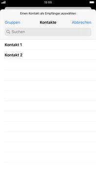 Apple iPhone 6s Plus - iOS 13 - E-Mail - E-Mail versenden - Schritt 5