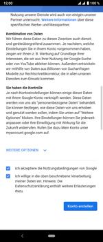 Sony Xperia 10 Plus - Apps - Konto anlegen und einrichten - Schritt 16