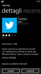 HTC Windows Phone 8X - Applicazioni - Configurazione del negozio applicazioni - Fase 7