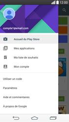LG G3 - Applications - Comment vérifier les mises à jour des applications - Étape 5