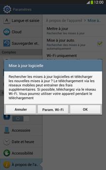 Samsung Galaxy Tab 3 8-0 LTE - Logiciels - Installation de mises à jour - Étape 8
