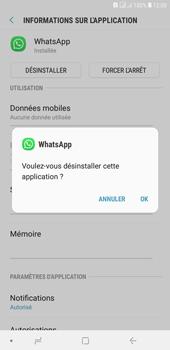 Samsung Galaxy J4+ - Applications - Supprimer une application - Étape 7