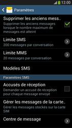 Samsung I9195 Galaxy S IV Mini LTE - SMS - configuration manuelle - Étape 6