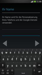 HTC One Mini - Apps - Konto anlegen und einrichten - 6 / 24