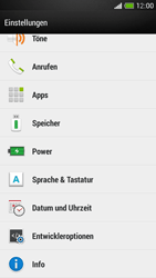 HTC One Mini - Software - Installieren von Software-Updates - Schritt 5