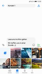 Huawei Honor 9 - MMS - Erstellen und senden - 1 / 1