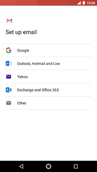Nokia 6 (2018) - E-mail - Manual configuration (yahoo) - Step 7