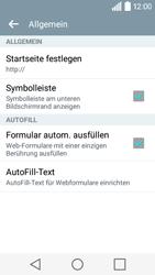 LG Leon 3G - Internet - Manuelle Konfiguration - 27 / 29