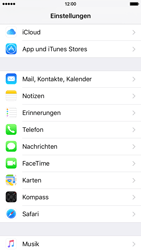 Apple iPhone 6 iOS 9 - E-Mail - Manuelle Konfiguration - Schritt 7