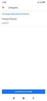 Xiaomi Mi Mix 3 5G - Prise en main - Comment ajouter une langue de clavier - Étape 7