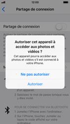 Apple iPhone 5s - iOS 11 - Internet et connexion - Utiliser le mode modem par USB - Étape 5