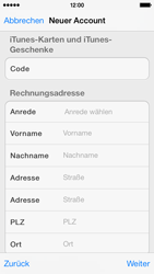 Apple iPhone 5c - Apps - Einrichten des App Stores - Schritt 21