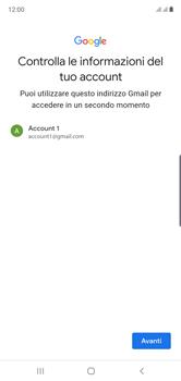 Samsung Galaxy Note 10 - Applicazioni - Configurazione del negozio applicazioni - Fase 15