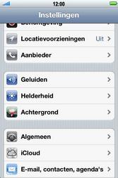Apple iPhone 3G S met iOS 5 - internet - handmatig instellen - stap 3