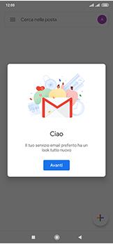 Xiaomi Mi Mix 3 5G - E-mail - configurazione manuale - Fase 22