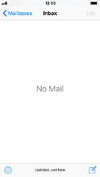 Apple iPhone 5s - iOS 12 - E-mail - Sending emails - Step 3