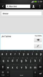 HTC Desire 601 - MMS - envoi d'images - Étape 12