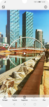Huawei P Smart (2019) - Photos, vidéos, musique - Créer une vidéo - Étape 17