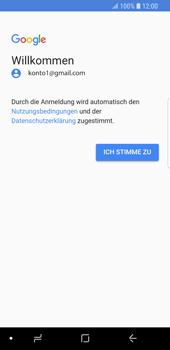 Samsung Galaxy S9 - E-Mail - Konto einrichten (gmail) - Schritt 11