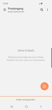 Samsung Galaxy S10e - E-Mail - E-Mail versenden - Schritt 21
