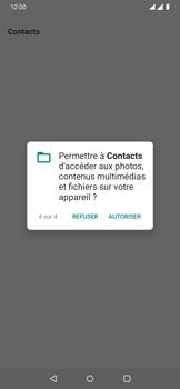 OnePlus 7 - Contact, Appels, SMS/MMS - Ajouter un contact - Étape 12