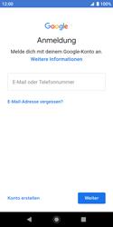 Sony Xperia XZ2 Compact - Android Pie - E-Mail - Konto einrichten (gmail) - Schritt 9