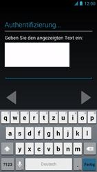 Alcatel One Touch Idol - Apps - Einrichten des App Stores - Schritt 19