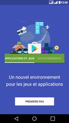 LG LG K8 - Applications - Télécharger une application - Étape 4