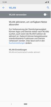 Nokia 6.1 Plus - WLAN - Manuelle Konfiguration - 6 / 10