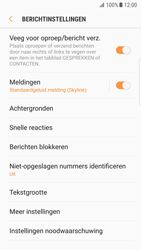 Samsung Galaxy S7 edge (SM-G935F) - Android Nougat - SMS - SMS-centrale instellen - Stap 6