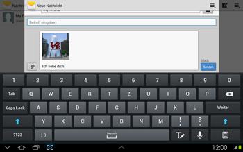 Samsung P5100 Galaxy Tab 2 10-1 - MMS - Erstellen und senden - Schritt 16