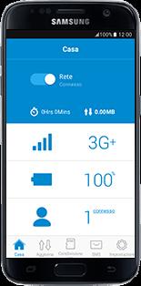 Alcatel MiFi Y900 - Operazioni iniziali - come connettere il modem allo smartphone o al tablet - Fase 13