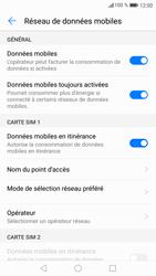 Huawei P9 Lite - Android Nougat - Internet - Désactiver du roaming de données - Étape 5