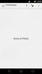 Sony Xperia T - E-Mail - E-Mail versenden - Schritt 13