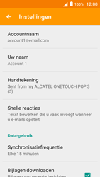 Alcatel OneTouch POP 3 (5) 3G (OT-5015X) - E-mail - Instellingen KPNMail controleren - Stap 8