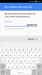 Huawei Honor 9 - Apps - Konto anlegen und einrichten - 10 / 20