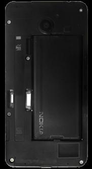 Nokia Lumia 635 - SIM-Karte - Einlegen - 6 / 9