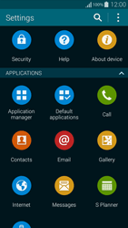 Samsung G850F Galaxy Alpha - Applications - How to uninstall an app - Step 4