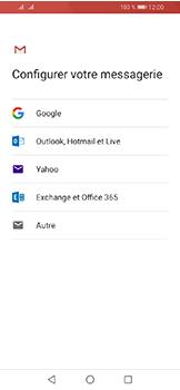 Huawei Y6 (2019) - E-mails - Ajouter ou modifier votre compte Gmail - Étape 7