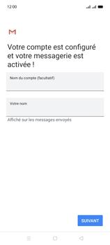 Oppo A15 - E-mails - Ajouter ou modifier votre compte Outlook - Étape 11