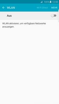 Samsung Galaxy S6 edge+ (G928F) - WiFi - WiFi-Konfiguration - Schritt 5