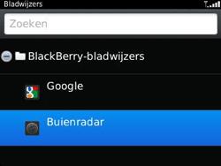 BlackBerry 9320 Curve - Internet - hoe te internetten - Stap 10