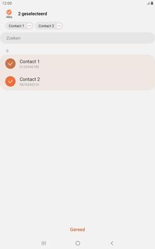 Samsung galaxy-tab-a-8-0-lte-2019-sm-t295 - Contacten en data - Contacten kopiëren van SIM naar toestel - Stap 10